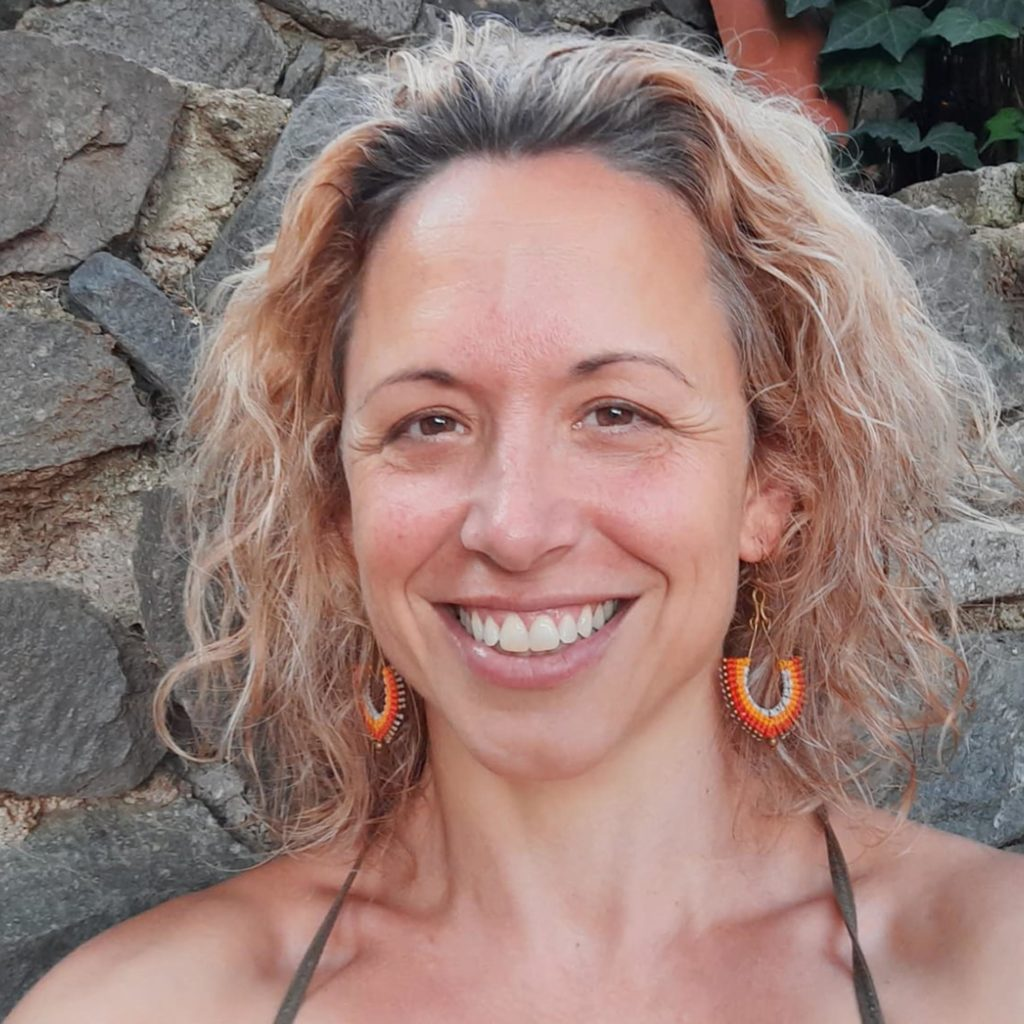 María Saura León terapeuta gestalt