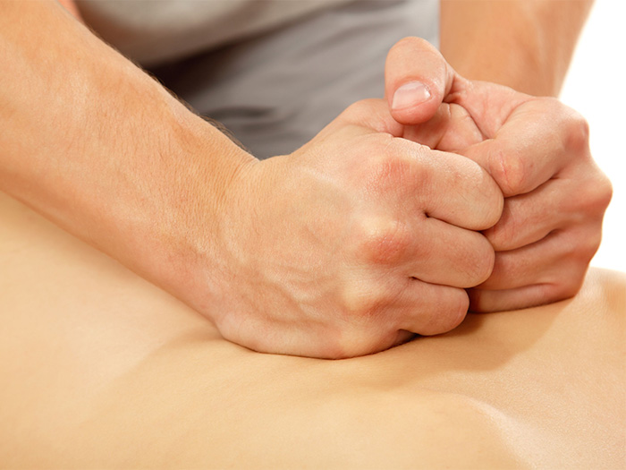 Sesiones individuales de masaje PSI